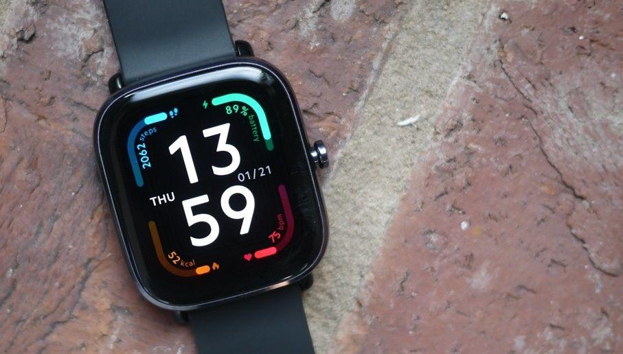 Обзор: Amazfit GTS 2 Mini. Самые доступные умные часы