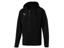 ТОЛСТОВКА PUMA LIGA CASUAL HOODED JACKET (SR/YTH)