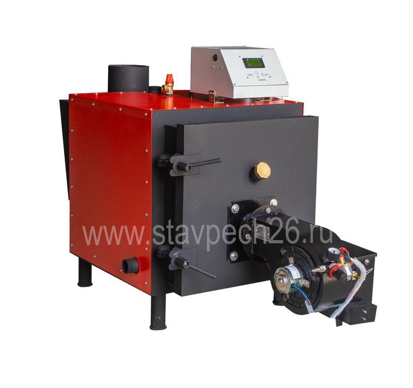 Автоматический котел STV1-50 кВт 2