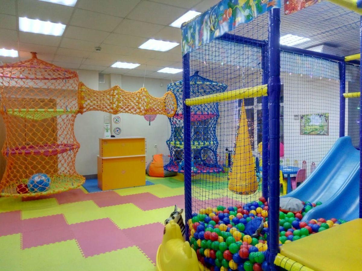 Веревочный лабиринт «Улей» для детей