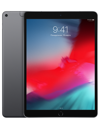 "Apple iPad Air (2019) 64 ГБ Wi-Fi+Cellular ""Серый космос"""