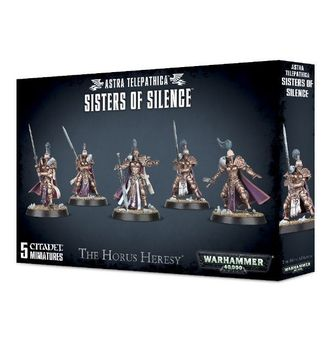 Warhammer 40000: Sisters of Silence Squad