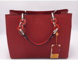 Сумка Michael Kors Cynthia Red / Красная