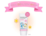 Крем солнцезащитный A'PIEU Doraemon Pure Block Mild Plus Sun Cream