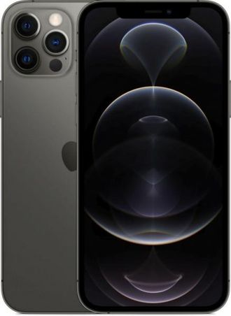 Apple iPhone 12 Pro - 256 Гб - Graphite