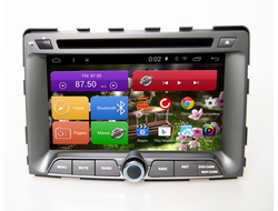 Автомагнитола MegaZvuk AD-7021 SsangYong Stavic (2013+) на Android 6.0.1 Quad-Core (4 ядра) 7""