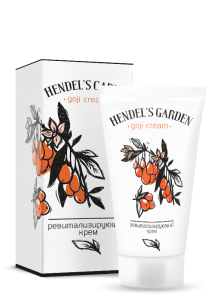 Hendel's garden revitalizing Goji cream