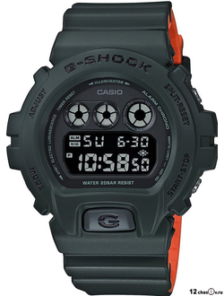 Часы Casio G-Shock DW-6900LU-3E