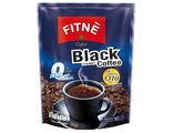 Чёрный кофе FITNE Black Coffee with Coenzyme Q10 & L-Carntine tartrate 50 гр (10 саше)