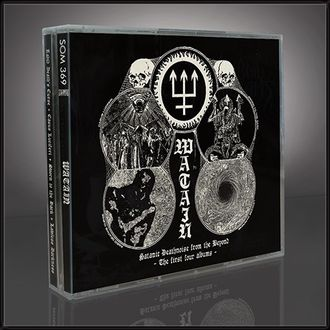 Watain - Satanic Deathnoise From The Beyond 4-CD BOX
