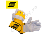 Перчатки ESAB Heavy Duty Worker из кожи