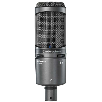 Audio-Technica AT2020USB+ в soundwavestore-company.ru