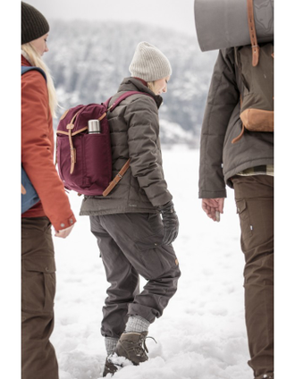 Рюкзак Fjallraven Rucksack No.21 Medium Dark Garnet