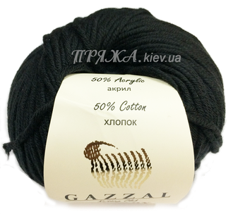 Пряжа GAZZAL BABY COTTON XL 3433