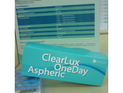 купить ClearLux one day aspheric sauflon в Харькове