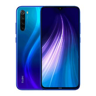 XIAOMI REDMI NOTE 8 - СИНИЙ