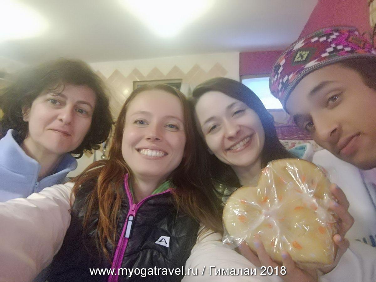 Манали, йога-дом, медитация, йога-тур в Индию, myogatravel.ru