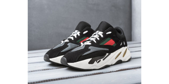 Adidas Yeezy Boost 700 Black/Red