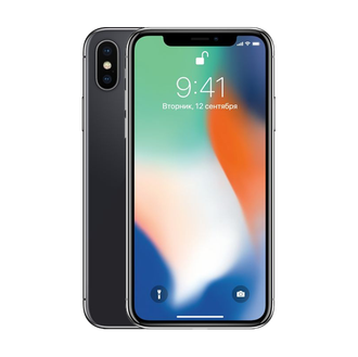iPhone X 256gb Space Gray - A1901