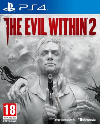 игра для PS4  The Evil Within 2