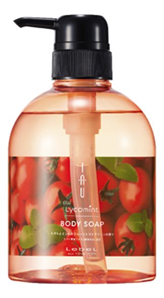 Гель для душа IAU Lycomint Body Soap 500ml