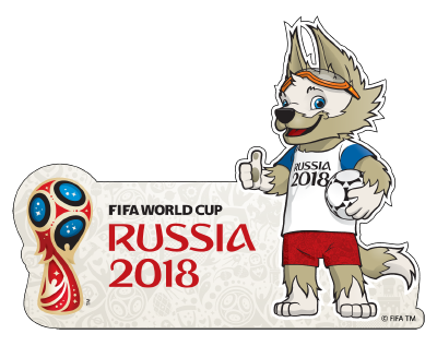 Producing licensed products for global sporting events and for the cities of Russia