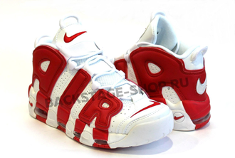 Nike Air More Uptempo '96 Red