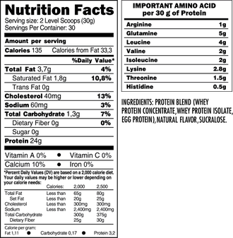 Life Protein 2lb