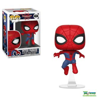 Фигурка Funko POP! Bobble: Marvel: Animated Spider-Man: Spider-Man