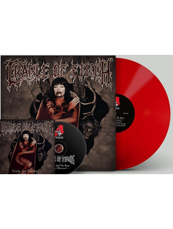 Cradle Of Filth Cruelty and the Beast - Re-Mistressed 2-LP