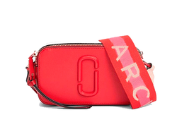 Marc Jacobs Snapshot Small Camera Bag POPPY RED MULTI