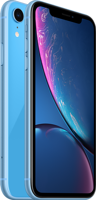 "iPhone XR ""Синий"" 256 ГБ"