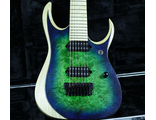 Ibanez Iron Label RGDIX7MPB-SBB New