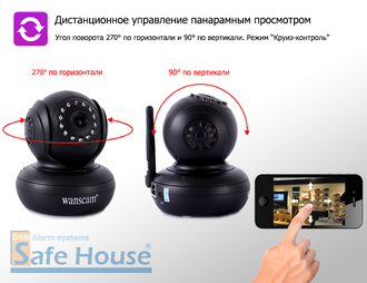 Поворотная Wi-Fi IP-камера Wanscam JW0005-I (Photo-11)_gsmohrana.com.ua