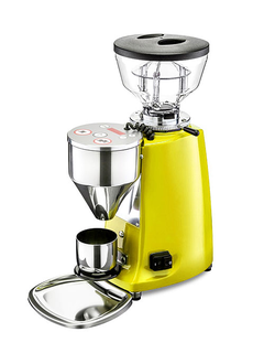 Кофемолка Mazzer Mini Electronic FILTER Yellow (жёлтая)