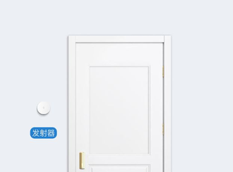 Дверной звонок Xiaomi Linptech self-generating wireless doorbell normal version