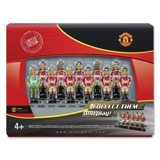 Набор фигурок Minigols Mancheter United (11 players)