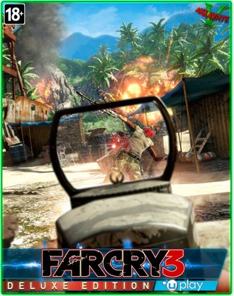 Far Cry 3 Deluxe Edition(GLOBAL Key Uplay)
