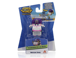 Мини-трансформер Auldey Super Wings Зоуи, EU730023