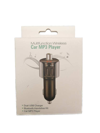 FM Модулятор Car Mp3 Player bluetooth + ПОДАРОК