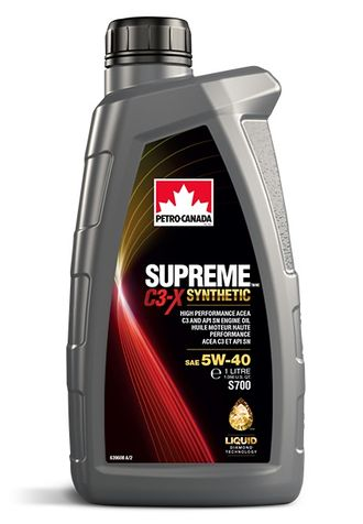 Масло моторное PETRO-CANADA EUROPE SYNTHETIC 5W-40 1л PCESY54C12