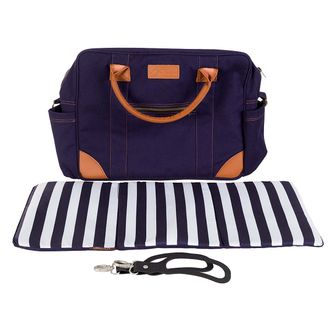 Сумка на коляску Mountain Buggy Satchel Universal Nautica
