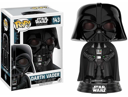 Фигурка Фанко Поп Дарт Вейдер - Darth Vader Star Wars (143) - FUNKO POP