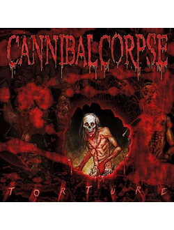 Cannibal Corpse Torture CD Digi