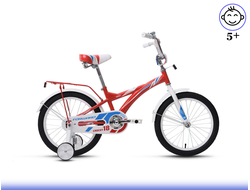 "FORWARD CROCKY 18"" (красный) Kiddy-Bikes"