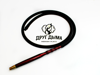 Кальян Alpha Hookah S Red Candy Красный Лак