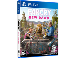 Игра для ps4 Far Cry: New Dawn