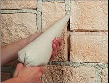 Затирки для камня, плитки