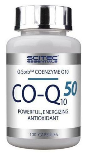 CO-Q10 50 Scitec Nutrition (100 капс)