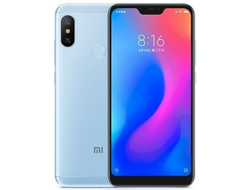 Xiaomi Redmi 6 Pro 4/64Gb Blue (Global) (rfb)